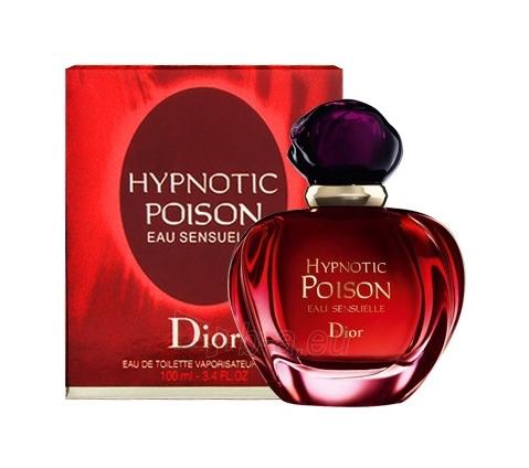 Tualetes ūdens Christian Dior Poison Hypnotic Eau Sensuelle EDT 100ml (testeris) Paveikslėlis 1 iš 1 250811005309
