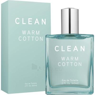 Tualetinis vanduo Clean Warm Cotton EDT 60 ml Paveikslėlis 1 iš 3 310820161602