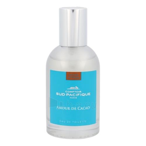 Perfumed water Comptoir Sud Pacifique Amour De Cacao EDT 30ml Paveikslėlis 1 iš 1 310820024030
