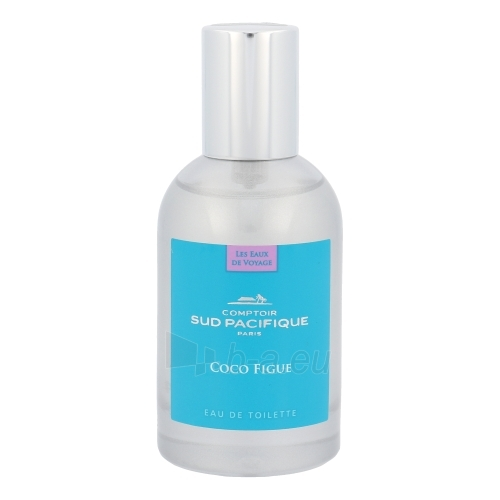 Perfumed water Comptoir Sud Pacifique Coco Figue EDT 30ml Paveikslėlis 1 iš 1 310820023968
