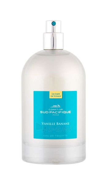 Tualetinis vanduo Comptoir Sud Pacifique Vanille Banane Eau de Toilette 100ml (testeris) Paveikslėlis 1 iš 1 310820171842