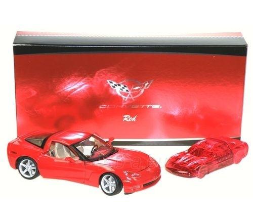 Tualetinis vanduo Corvette Red EDT 100ml (rinkinys) Paveikslėlis 1 iš 1 250812003637