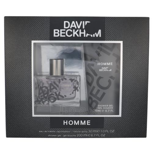 Tualetes ūdens David Beckham Homme EDT 30ml (komplekts) Paveikslėlis 1 iš 1 250812004682