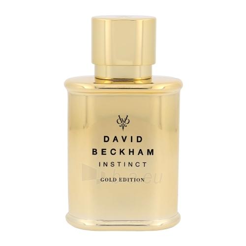 Eau De Toilette David Beckham Instinct Gold Edition Edt 50ml Cheaper