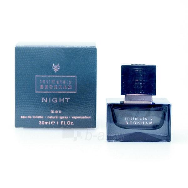 David Beckham Intimately Night EDT 75ml Paveikslėlis 1 iš 1 250812001969