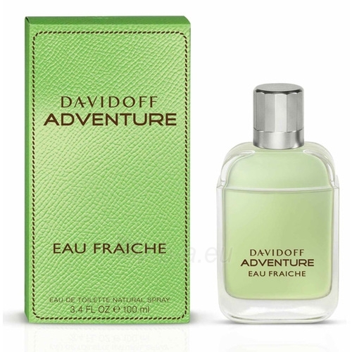Davidoff Adventure Eau Fraiche EDT 100ml (tester) Paveikslėlis 1 iš 1 250812001982
