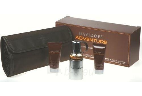 Tualetes ūdens Davidoff Adventure EDT 30ml (komplekts) Paveikslėlis 1 iš 1 250812001984