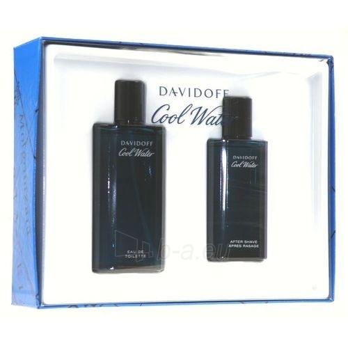 Tualetinis vanduo Davidoff Cool Water EDT 125ml (rinkinys 3) Paveikslėlis 1 iš 1 250812003661