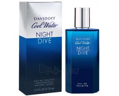 Tualetinis vanduo Davidoff Cool Water Night Dive EDT 50 ml Paveikslėlis 1 iš 1 250812005513