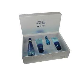 Davidoff Cool Water Wave EDT 100ml (Set 1) Paveikslėlis 1 iš 1 250811008948