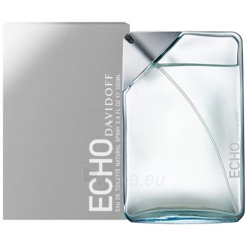 Tualetes ūdens Davidoff Echo EDT 75ml Paveikslėlis 1 iš 1 250812002014