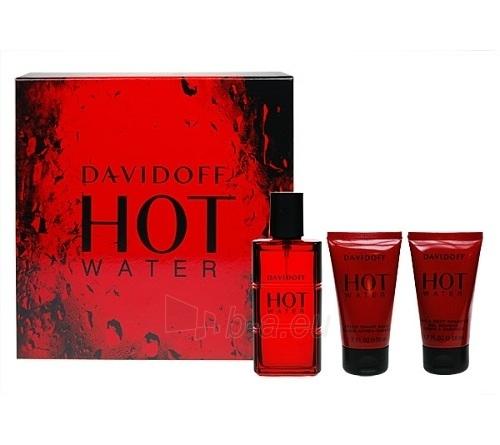 Tualetes ūdens Davidoff Hot Water EDT 60ml (komplekts) Paveikslėlis 1 iš 1 250812004200