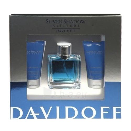 Tualetinis vanduo Davidoff Silver Shadow EDT 50ml (rinkinys 2) Paveikslėlis 1 iš 1 250812003675