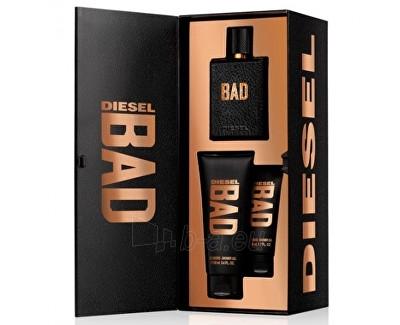 eau de toilette Diesel Bad EDT 75 ml (Rinkinys) Paveikslėlis 1 iš 1 310820104433