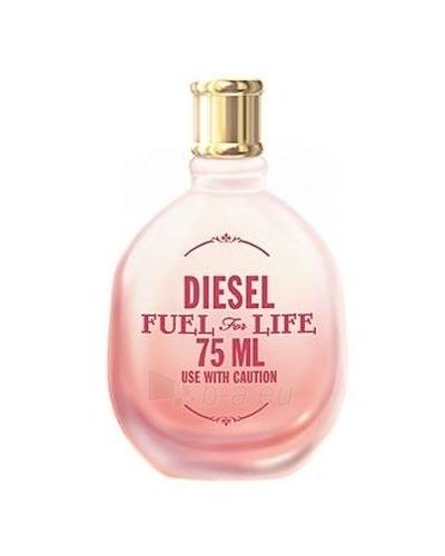 Diesel Fuel for life Summer female EDT 75ml Paveikslėlis 1 iš 1 250811008979