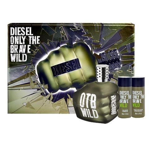 Eau De Toilette Diesel Only The Brave Wild Edt 50ml Rinkinys