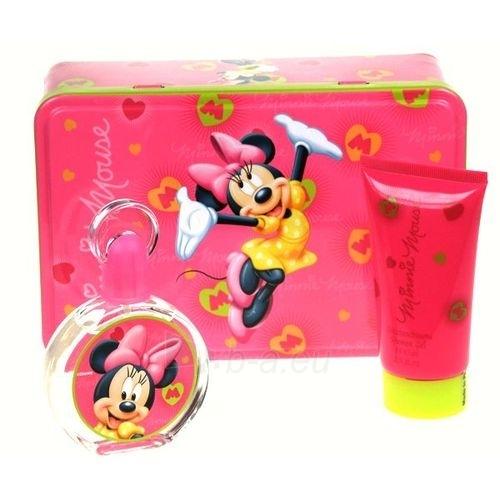 Tualetes ūdens Disney Minnie Mouse EDT 50ml (komplekts) Paveikslėlis 1 iš 1 250811009200