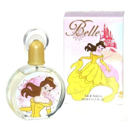 Tualetes ūdens Disney Princess Belle EDT 30ml (testeris) Paveikslėlis 1 iš 1 250811005378