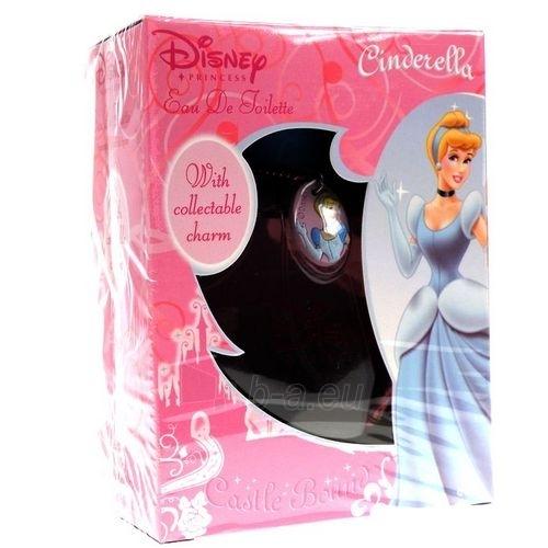 Tualetes ūdens Disney Princess Cinderella EDT 30ml (testeris) Paveikslėlis 1 iš 1 250811005381