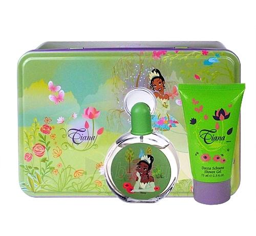 Disney Princess Princess Tiana EDT 50ml (Set 1) Paveikslėlis 1 iš 1 250811009041