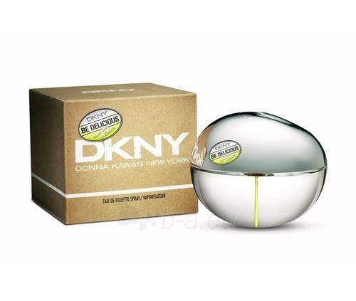 Tualetes ūdens DKNY Be Delicious EDT 125ml (testeris) Paveikslėlis 1 iš 1 250811005405