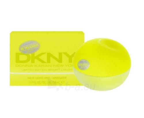 Tualetinis vanduo DKNY Be Delicious Electric Bright Crush EDT 50ml Paveikslėlis 1 iš 1 310820004423
