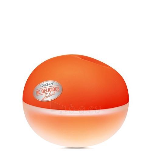 Tualetes ūdens DKNY Be Delicious Electric Citrus Pulse EDT 50 ml (testeris) Paveikslėlis 1 iš 1 310820028953