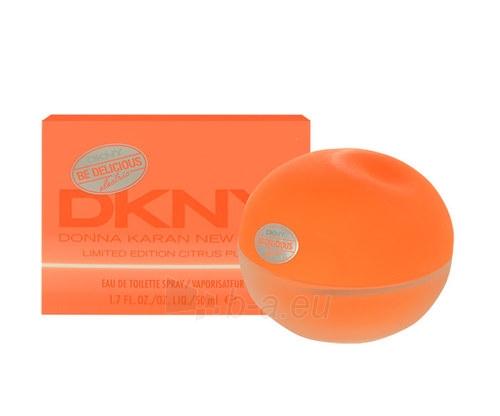 Tualetinis vanduo DKNY Be Delicious Electric Citrus Pulse EDT 50ml Paveikslėlis 1 iš 1 310820015342