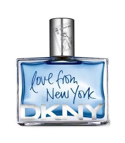 Tualetes ūdens DKNY Love From New York EDT 48ml Paveikslėlis 1 iš 1 250812002066