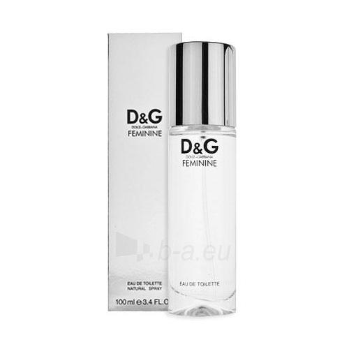 Tualetes ūdens Dolce & Gabbana Feminine EDT 50ml Paveikslėlis 1 iš 1 250811005435