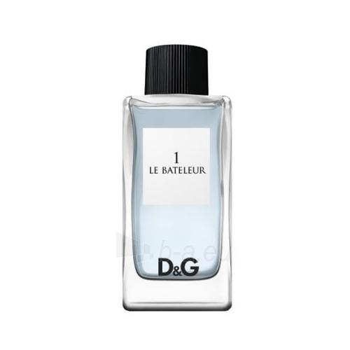 Tualetes ūdens Dolce & Gabbana Le Bateleur 1 EDT 100ml Paveikslėlis 1 iš 1 250811009045