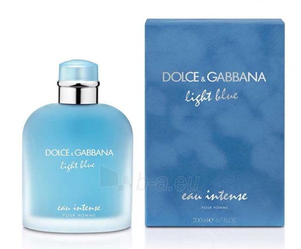 202da9d98d0b1 eau de toilette Dolce   Gabbana Light Blue Eau Intense Pour Homme EDT 50 ml  Paveikslėlis