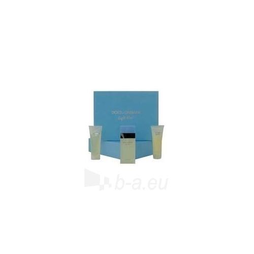 Tualetes ūdens Dolce & Gabbana Light Blue EDT 100ml (komplekts 1) Paveikslėlis 1 iš 1 250811009186
