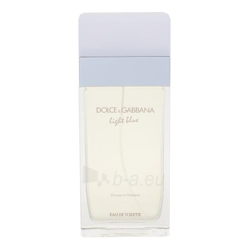 Tualetinis vanduo Dolce & Gabbana Light Blue Escape to Panarea EDT 100ml Paveikslėlis 1 iš 1 250811012561