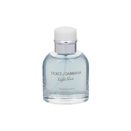 Tualetes ūdens Dolce & Gabbana Light Blue Swimming in Lipari EDT 75ml Paveikslėlis 1 iš 1 310820010309