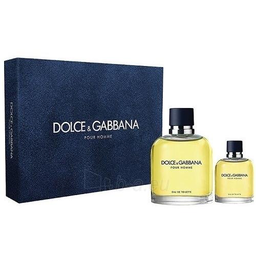 Dolce & Gabbana Pour Homme EDT 125ml Paveikslėlis 1 iš 1 250812002081