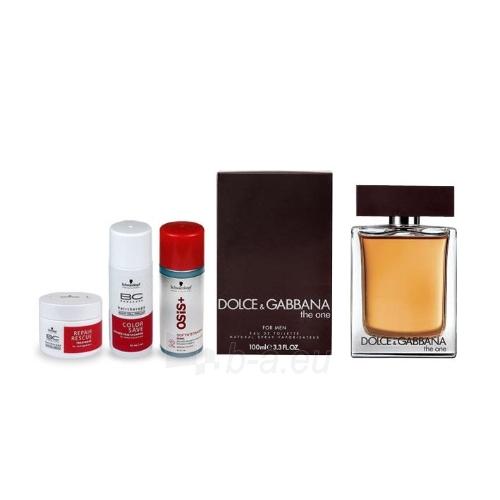 Dolce & Gabbana The One EDT 100ml (set 2) Paveikslėlis 1 iš 1 250812004531