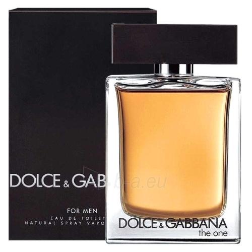 Dolce & Gabbana The One EDT 50ml (tester) Paveikslėlis 1 iš 1 250812002084