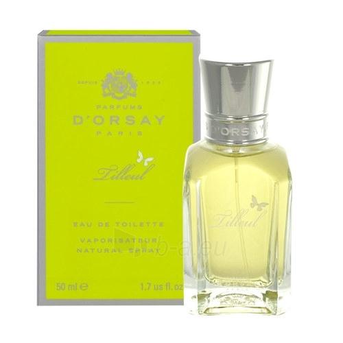Perfumed water D´Orsay Tilleul EDT 100ml Paveikslėlis 1 iš 1 250811013898