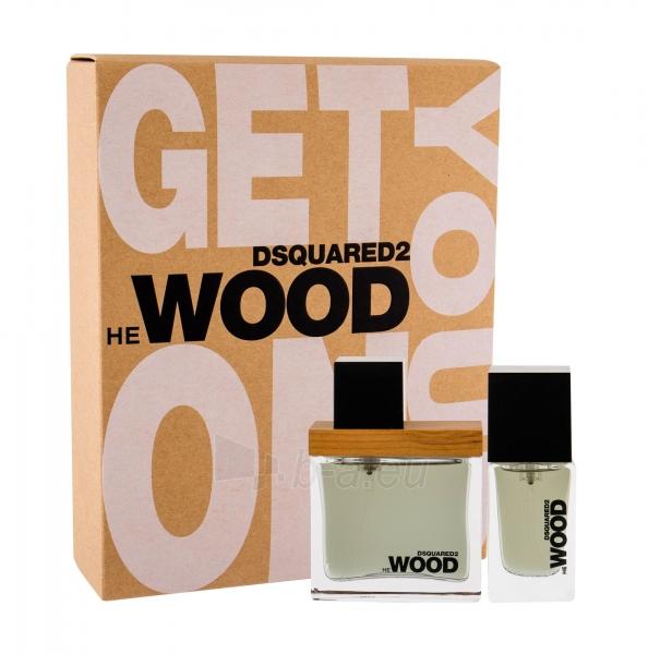 Tualetinis vanduo Dsquared2 He Wood Eau de Toilette 30ml (Rinkinys) Paveikslėlis 1 iš 1 310820182423
