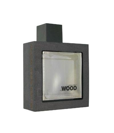 Tualetinis vanduo Dsquared2 He Wood Silver Wind Wood EDT 100ml (testeris) Paveikslėlis 1 iš 1 250812002094