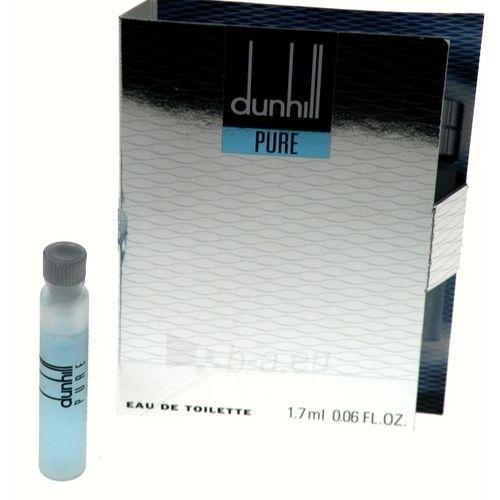 Dunhill Pure EDT 1,7ml (sample) Paveikslėlis 1 iš 1 250812002120