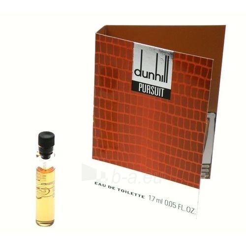 Tualetes ūdens Dunhill Pursuit EDT 1,7ml (mėginukas) Paveikslėlis 1 iš 1 250812002124