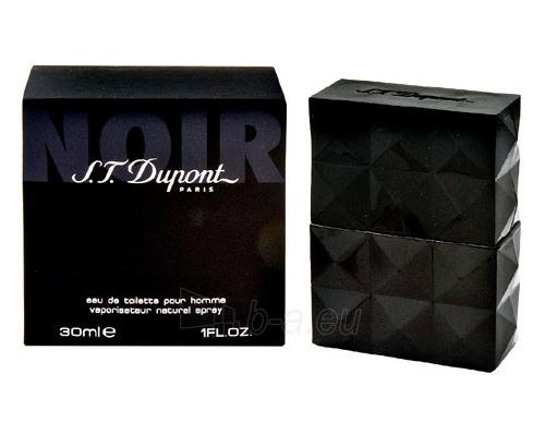Tualetinis vanduo Dupont Noir EDT 100ml (testeris) Paveikslėlis 1 iš 1 250812002140