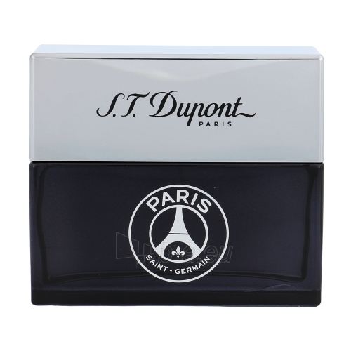 eau de toilette Dupont Paris Saint-Germain Eau des Princes Intense EDT 50ml Paveikslėlis 1 iš 1 310820010254