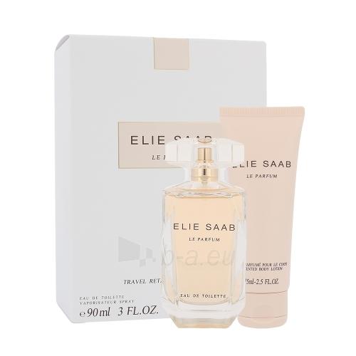 Tualetinis vanduo Elie Saab Le Parfum EDT 90ml (Rinkinys 2) Paveikslėlis 1 iš 1 250811014414