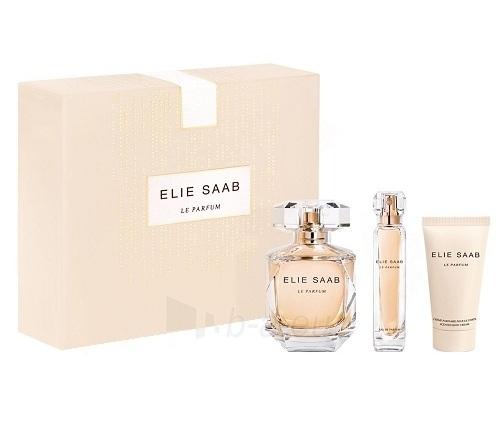 Tualetinis vanduo Elie Saab Le Parfum EDT 90ml (rinkinys) Paveikslėlis 1 iš 1 250811010512