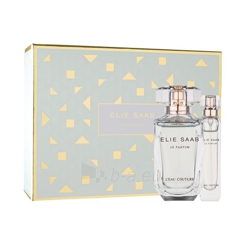 Perfumed water Elie Saab Le Parfum L´Eau Couture EDT 50ml (Set 4) Paveikslėlis 1 iš 1 250811014638
