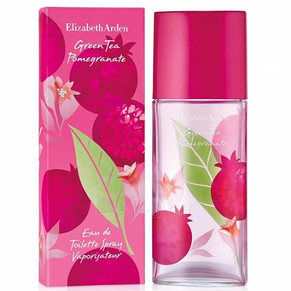 Tualetes ūdens Elizabeth Arden Green Tea Pomegranate EDT 50 ml Paveikslėlis 1 iš 1 310820218380