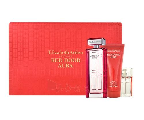 Tualetes ūdens Elizabeth Arden Red Door Aura EDT 100ml (Rinkinys ) Paveikslėlis 1 iš 1 310820010279